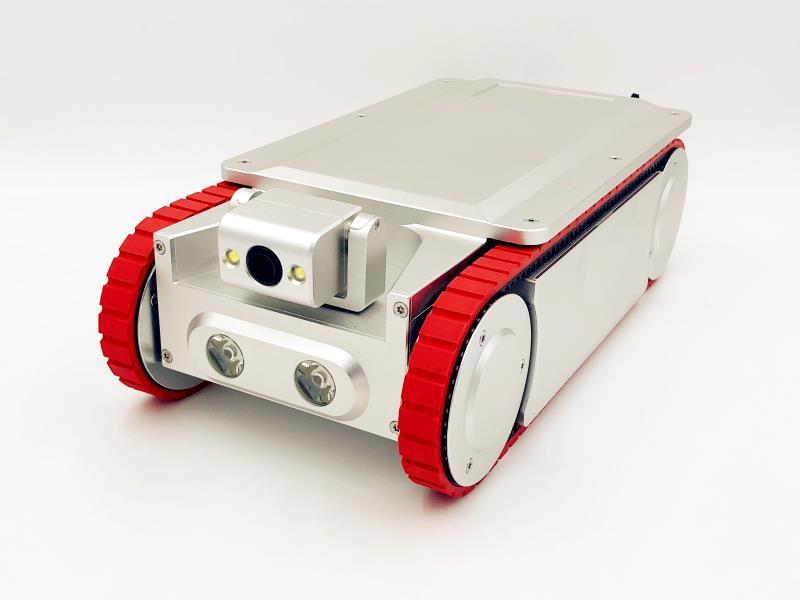 集中空调管道采样机器人