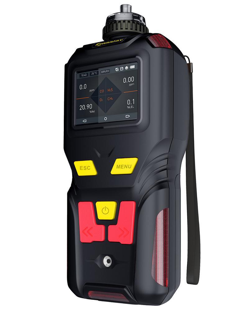 WTS400便携式四合一有毒有害气体检测仪